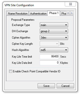 Setting Mikrotik as IPSec Concentrator - VION Technology Blog