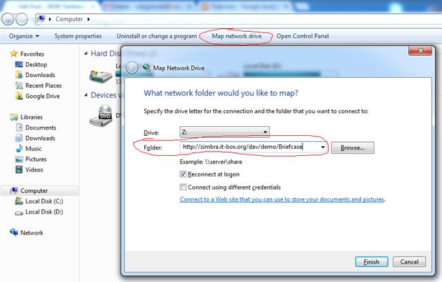 how to change password in zimbra