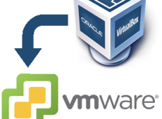 VirtualBox To VMware